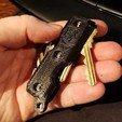 Download free 3D printing designs Proteus Key Holder, ProteanMan