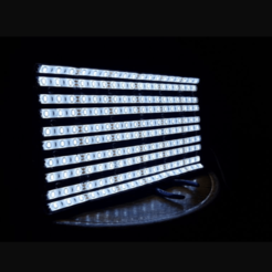 Download free STL file Proteus LED Light Panel - DIY and Expandable, ProteanMan