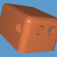 Impresiones 3D chasis de robot cubuino, asage481