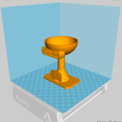 Download free 3D printing designs Peanut 3D Trophy 200k, Birdo-3D