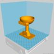 Capture d'écran 2018-11-28 19:22:56.png Download free STL file Peanut 3D Trophy 200k • 3D print object, Birdo-3D
