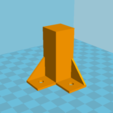 Descargar archivo 3D gratis Pies para impresoras 3D, Birdo-3D