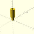 Free 3D print files Drill bit, Birdo-770