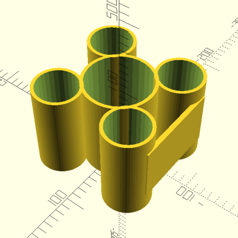 Free 3d print files Pencil pot, Soso770
