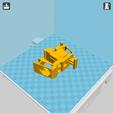 "Free 3D print files Dagoma ""Disco"" head with E3D Chimera/Cyclops, Birdo-3D"