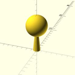 Free 3D printer file Tree, Soso770