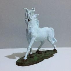 Descargar Modelos 3D para imprimir gratis Caballo, AngelSpy