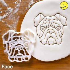 Download 3D printer designs Bulldog coin cutter English, alexis6251062510