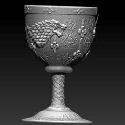 Download STL file coupe game of throne • 3D print object, bonzaiidjl