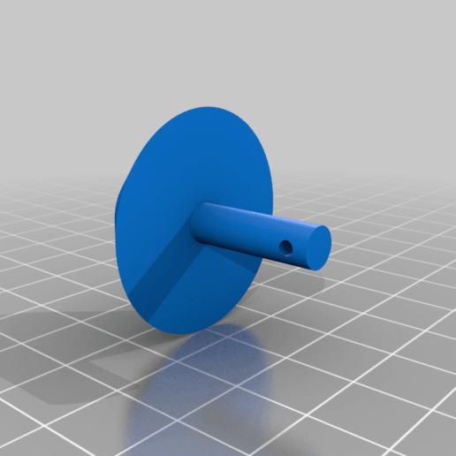 penholdertable.png Télécharger fichier STL gratuit porte-stylo wacom • Plan pour imprimante 3D, rubenzilzer