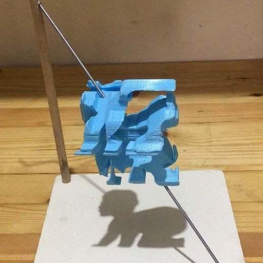 tsr1.jpg Télécharger fichier STL gratuit L'énigme du Sphinx : l'angle magique • Objet à imprimer en 3D, rubenzilzer