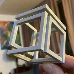 IMG_08402.jpg Télécharger fichier STL gratuit impossible cube • Design imprimable en 3D, rubenzilzer
