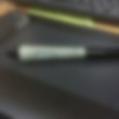 Free 3d print files Wacom Intuos pen grip, rubenzilzer