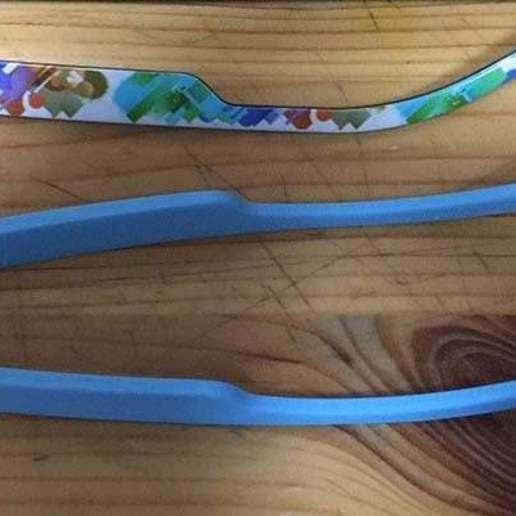 pstillas.jpg Télécharger fichier STL gratuit remplacement des branches de lunettes • Objet pour impression 3D, rubenzilzer