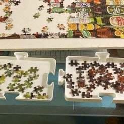 IMG_0650.jpg Download free STL file Jigsaw puzzle sorting boxes • 3D print template, rubenzilzer