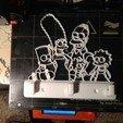 Free 3D printer files The simpson family coat hook, ernestmocassin