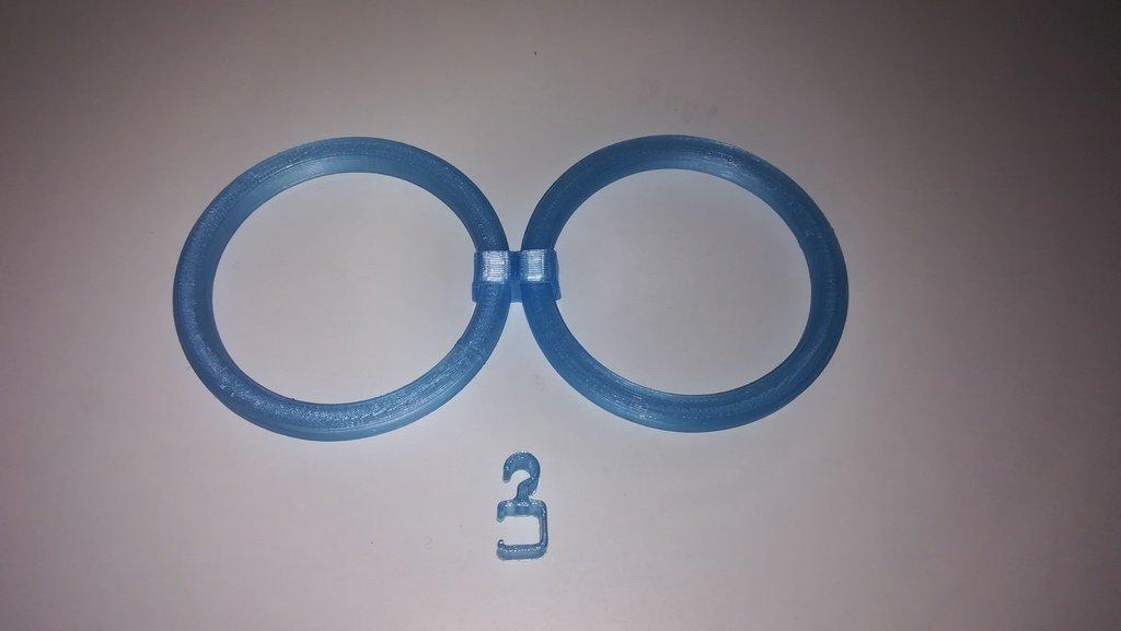 5279fd215253be117ee1f3a681696d76_display_large.jpg Télécharger fichier STL gratuit Support pour cravate et foulards • Modèle imprimable en 3D, ernestmocassin