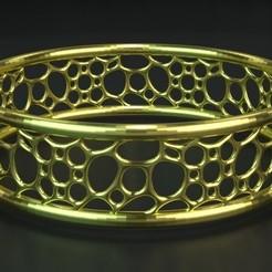 Free 3D print files Bracelet22, ernestmocassin