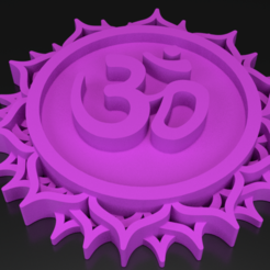 3D print model Chakra 7 Sahasrara - crown, ernestmocassin