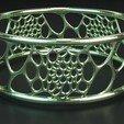 Download free 3D printer designs Bracelet23, ernestmocassin