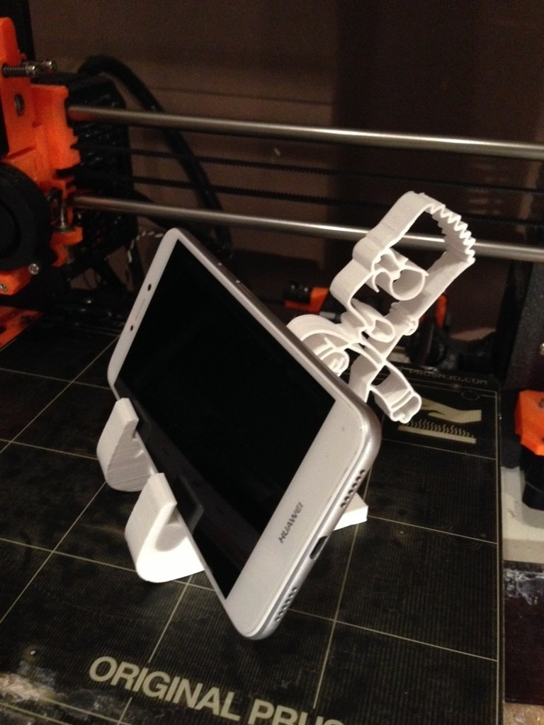 fcd214fd7ea3d2bcae33b55a74447c6f_display_large.JPG Download STL file phone holder bart simpson • Template to 3D print, ernestmocassin