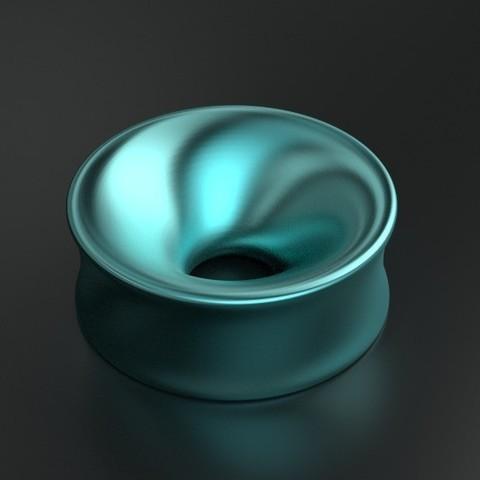 Download free 3D printing templates EarPlug DeepHole, ernestmocassin