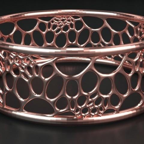 Free 3D model Bracelet24, ernestmocassin