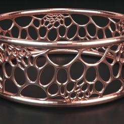 Télécharger fichier STL gratuit Bracelet24 • Plan pour impression 3D, ernestmocassin