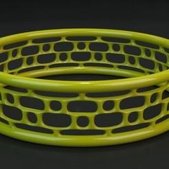 Télécharger fichier STL gratuit Bracelet21 • Design pour imprimante 3D, ernestmocassin