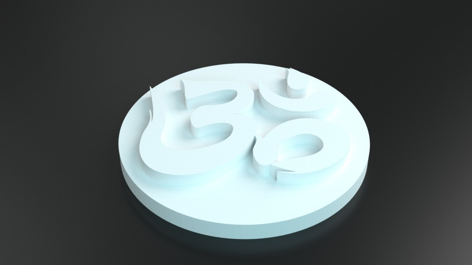9f7cd8a110b4e203b544dba9d8b5304f_display_large.jpg Download free STL file Aum • 3D printer template, ernestmocassin