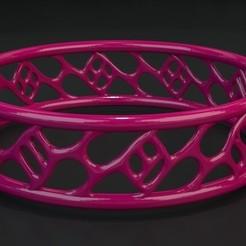Télécharger fichier STL gratuit Bracelet12 • Design pour imprimante 3D, ernestmocassin