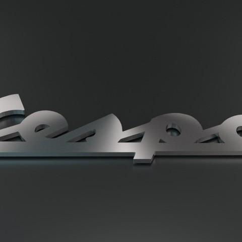 Descargar archivos 3D gratis vespa, ernestmocassin
