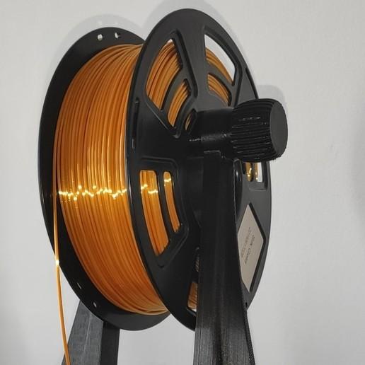 Télécharger fichier impression 3D gratuit Encore un autre porte-bobine pour PRUSA, ernestmocassin