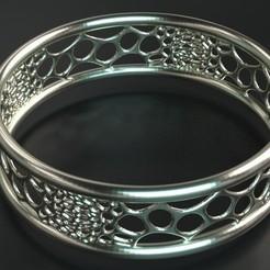 Modèle 3D gratuit Bracelet01, ernestmocassin