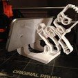 Free 3D printer model phone holder bart simpson, ernestmocassin