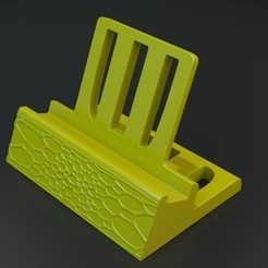 Download 3D printing designs Support IPHONE5, ernestmocassin