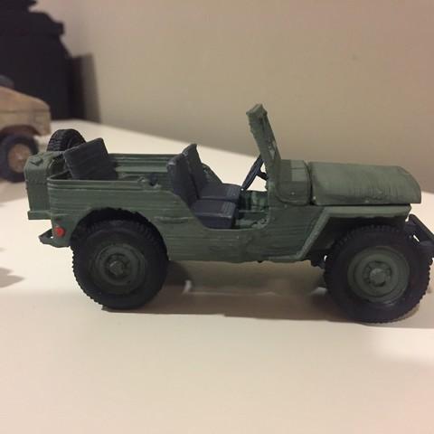 IMG_4197.JPG Download free STL file Jeep 1941 - Assembly Kit • 3D printer object, guillesilvestrini