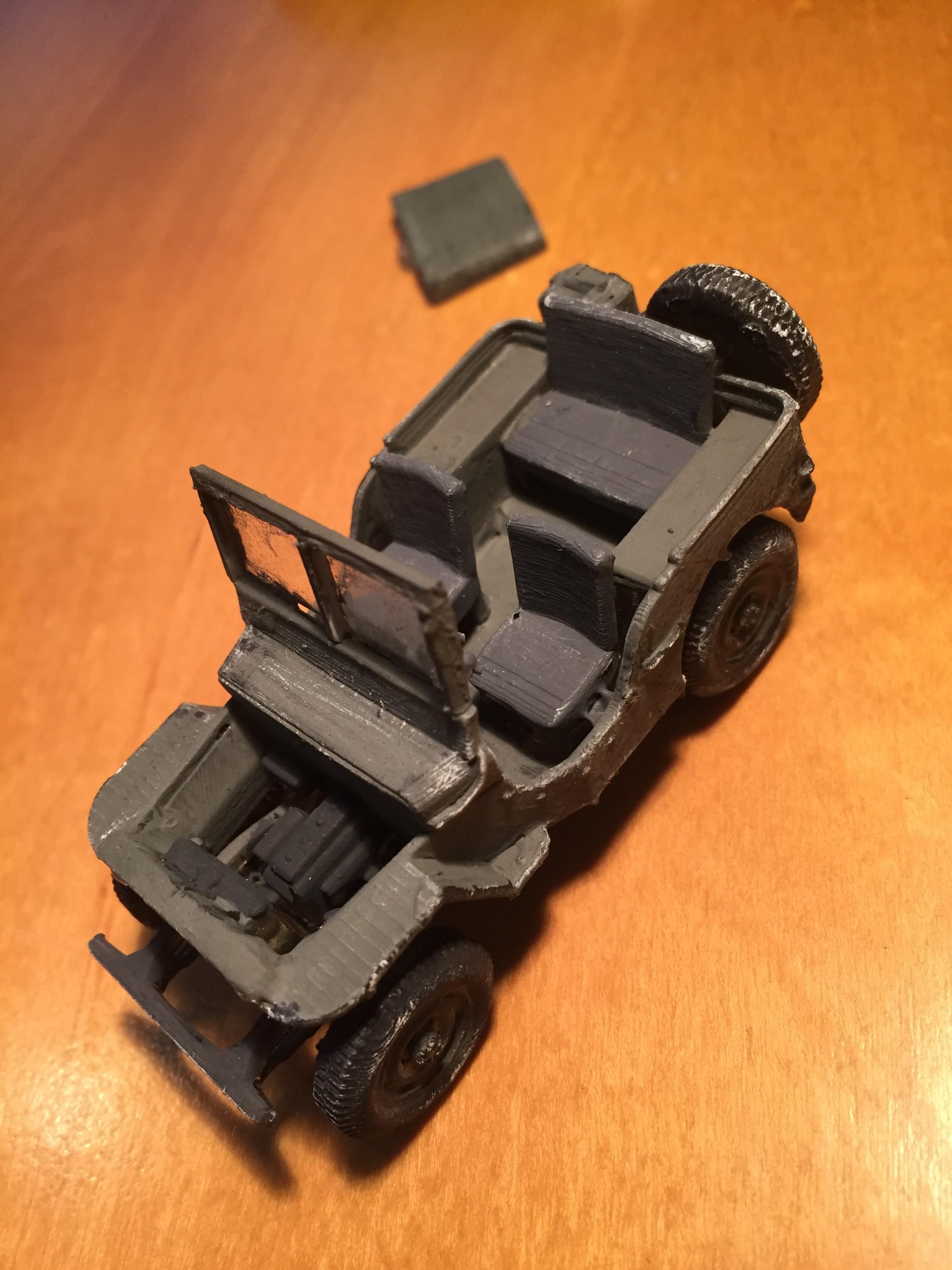 IMG_4136.JPG Download free STL file Jeep 1941 - Assembly Kit • 3D printer object, guillesilvestrini