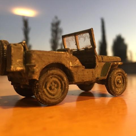 IMG_4132.JPG Download free STL file Jeep 1941 - Assembly Kit • 3D printer object, guillesilvestrini
