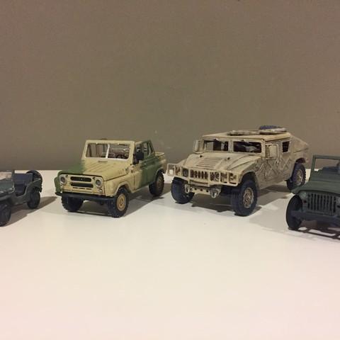 IMG_4203.JPG Download free STL file Jeep 1941 - Assembly Kit • 3D printer object, guillesilvestrini