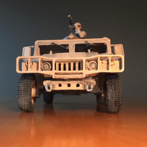 Capture d'écran 2018-03-30 à 16.08.21.png Download STL file HUMMER H1 - Assembly model kit 1:35 • 3D print model, guillesilvestrini