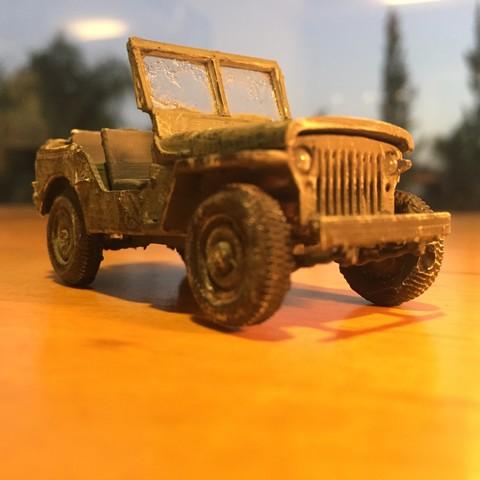 IMG_4128.JPG Download free STL file Jeep 1941 - Assembly Kit • 3D printer object, guillesilvestrini