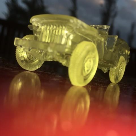 IMG_4050.JPG Download free STL file Jeep 1941 - Assembly Kit • 3D printer object, guillesilvestrini