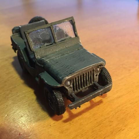 IMG_4131.JPG Download free STL file Jeep 1941 - Assembly Kit • 3D printer object, guillesilvestrini