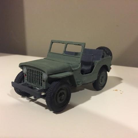 IMG_4174.JPG Download free STL file Jeep 1941 - Assembly Kit • 3D printer object, guillesilvestrini