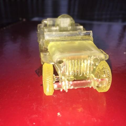 IMG_4048.JPG Download free STL file Jeep 1941 - Assembly Kit • 3D printer object, guillesilvestrini