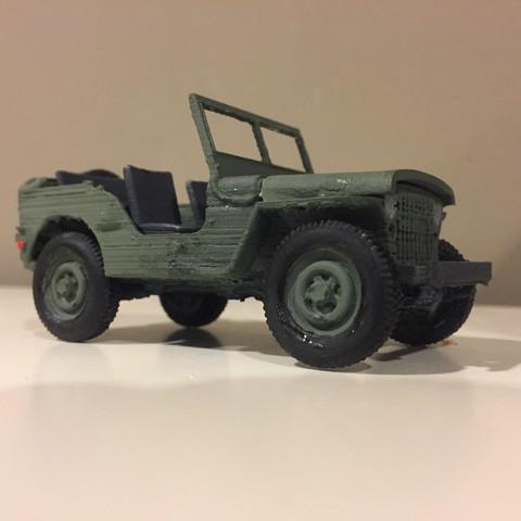 IMG_4183.JPG Download free STL file Jeep 1941 - Assembly Kit • 3D printer object, guillesilvestrini