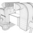 Télécharger fichier impression 3D gratuit Vice, pumpkinhead3d