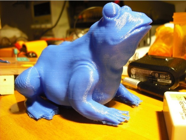 a48e73337734be1fa9739714393d7e88_preview_featured.jpg Download free STL file A frog • 3D printing design, pumpkinhead3d