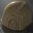 Capture d'écran 2018-04-03 à 16.41.59.png Download STL file Space Helmet Piggy Bank • 3D printing design, pumpkinhead3d